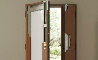 Нестандартный проём двери