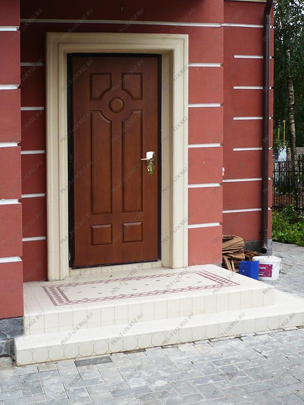 образцы входных уличных дверей