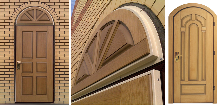 окно над входной двери с востока