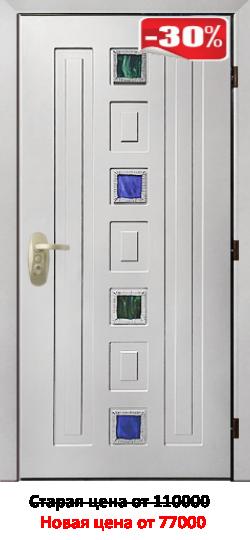 Входные металлические двери Мультилок (Mul-T-Lock)